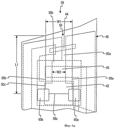 Электрохимический тестовый датчик с уменьшенным объемом пробы
