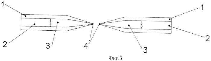 Способ изготовления зонда для ближнеполевой сверхвысокочастотной микроскопии