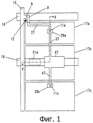 Подложка активной матрицы, жидкокристаллическая панель, жидкокристаллическое устройство отображения, жидкокристаллический модуль отображения и телевизионный приемник