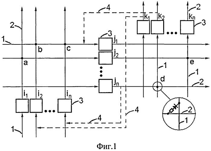 Адаптивное управляющее устройство, нейроподобный базовый элемент и способ организации работы такого устройства