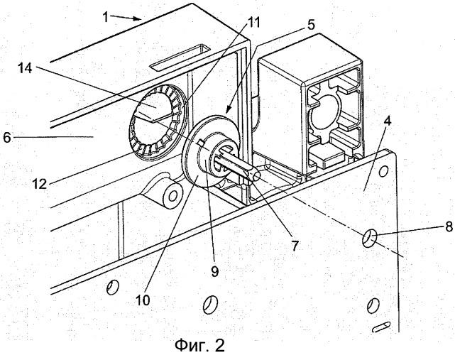 Корпус с расположенным в нем конструктивным узлом