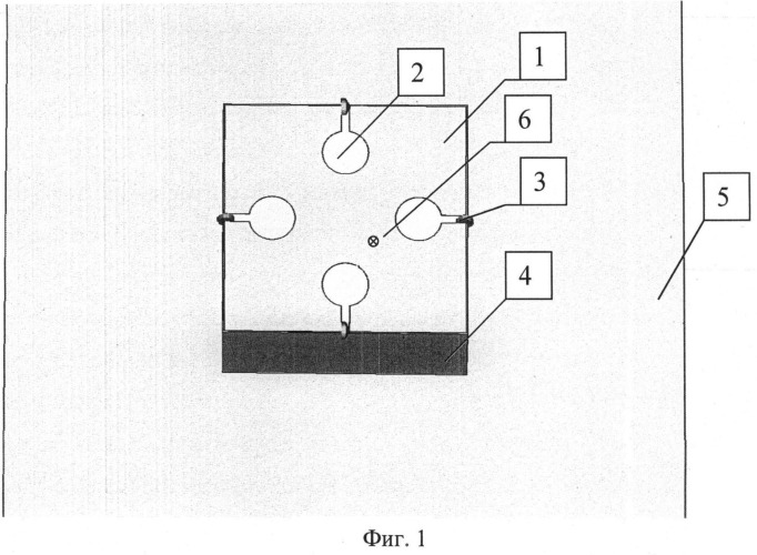 Микрополосковая антенна