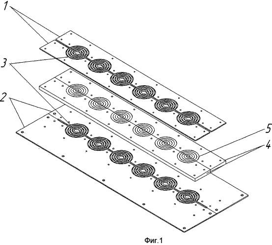Трехслойный кабельный ввод