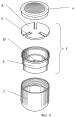 Универсальная водосберегающая насадка для водораздаточных средств