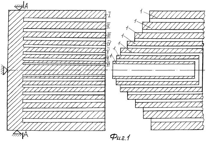 Способ получения полых цилиндрических изделий