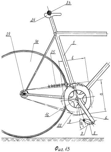 Каретка велосипеда