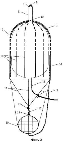 Газогенератор для устройства судоподъема с больших глубин, устройство судоподъема с больших глубин и способ судоподъема с больших глубин