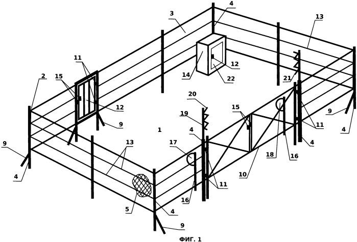 Инженерно-техническое заграждение