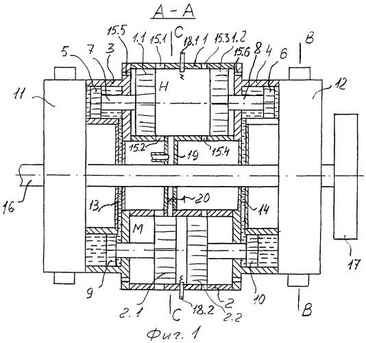 Свободнопоршневой двигатель внутреннего сгорания