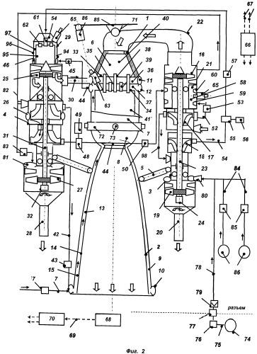 Жидкостный ракетный двигатель