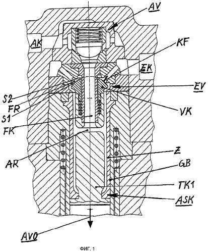 Цилиндрический поршень для жидкостного насоса или жидкостного двигателя