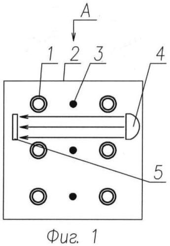 Способ оттаивания воздухоохладителя холодильной установки