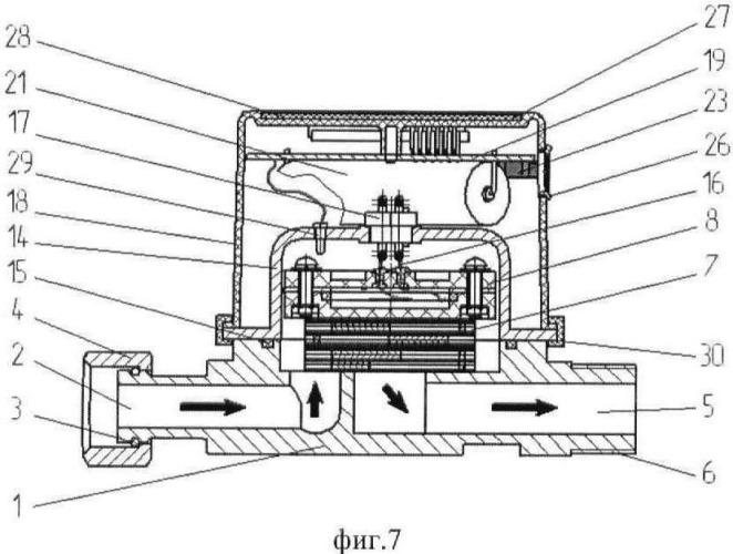 Устройство для измерения расхода газа