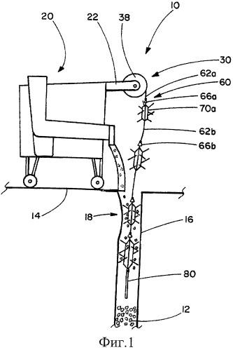 Устройство для загрузки катализатора