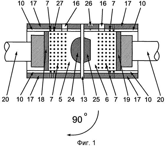 Облицовочная плита для облицовки формовочных камер формовочных машин