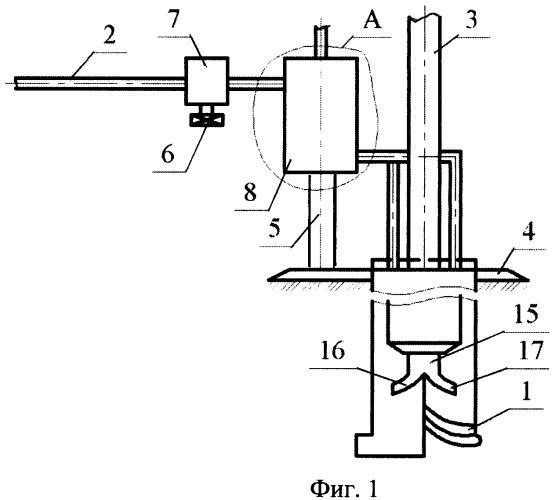 Устройство для совмещенного механического и термического расширения скважин