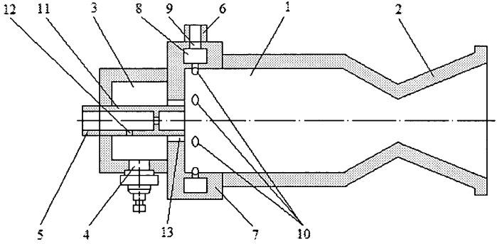 Способ работы камеры ракетного двигателя малой тяги