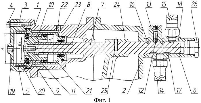 Механизм переключения передач раздаточной коробки
