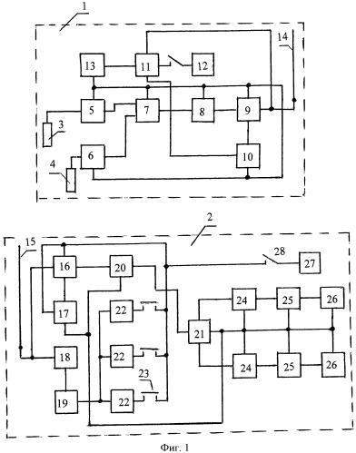 Система для дистанционного измерения температуры воды водоемов