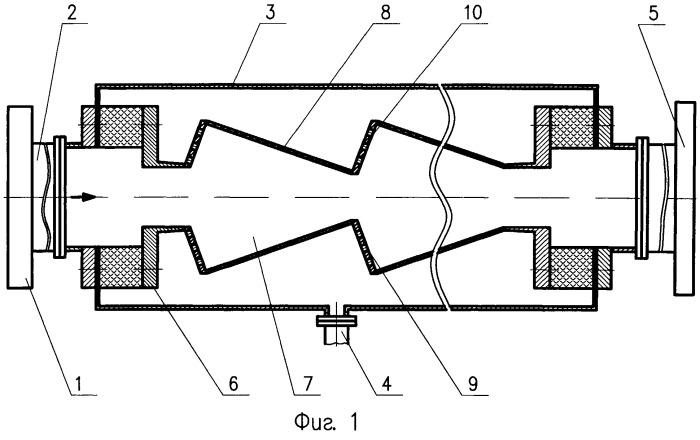 Устройство для отделения частиц от жидкости