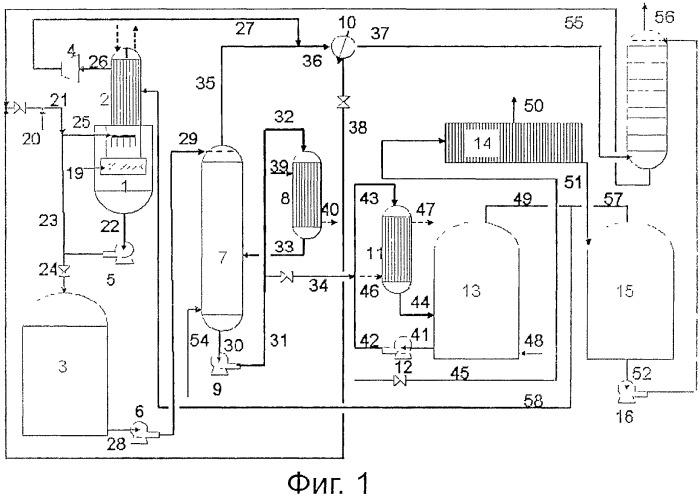 Способ непрерывного получения металлооксидного катализатора и аппарат для его осуществления