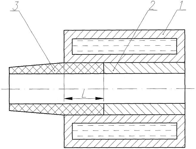 Кристаллизатор для непрерывного горизонтального литья