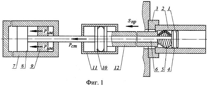 Способ поверхностного пластического деформирования заготовок дорнованием со статико-импульсным нагружением дорна