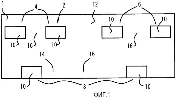 Устройство детектирования объектов для механического транспортного средства