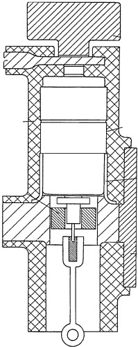 Контактный узел распределительного устройства среднего и высокого напряжения и способ его изготовления