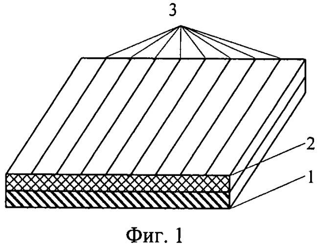 Тонкопленочный кремниевый фотоэлектрический преобразователь