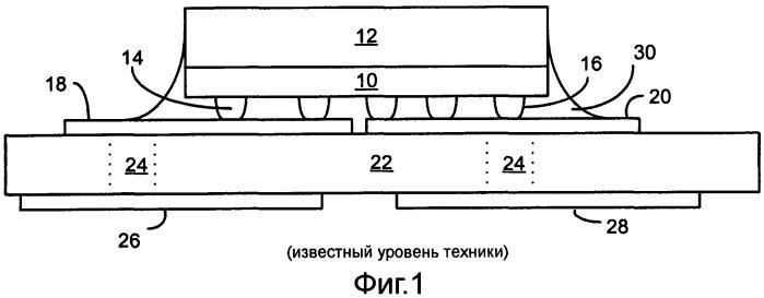 Прочная структура сид (светоизлучающего диода) для отделения подложки