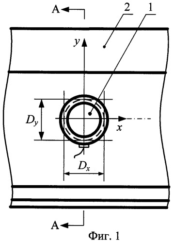Способ определения механических напряжений в рельсовой плети и устройство для его осуществления