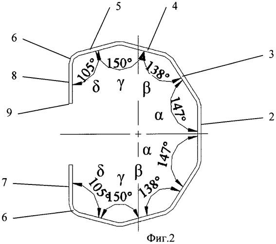 Стойка опоры воздушной линии электропередач