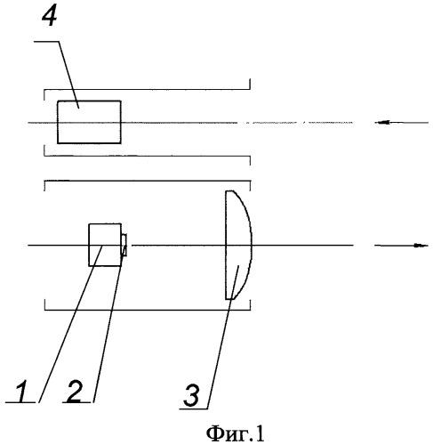 Способ применения неконтактного датчика цели