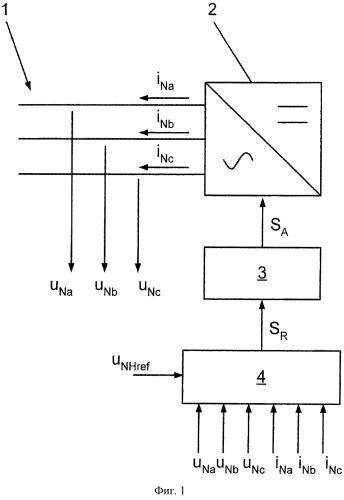 Способ эксплуатации преобразовательной схемы и устройство для осуществления способа