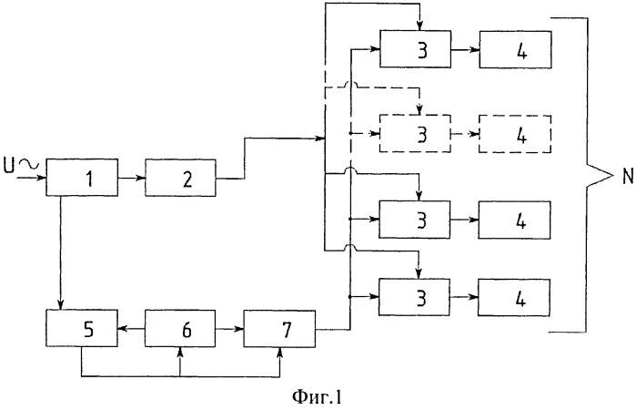 Устройство управления асинхронными электродвигателями с короткозамкнутым ротором