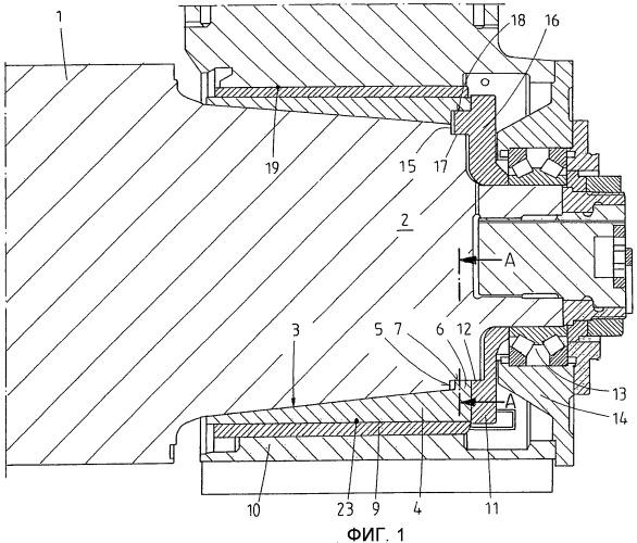 Валок и прокатная клеть для изготовления прокатываемого материала