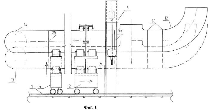 Универсальная установка для изготовления трубных узлов