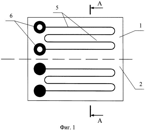 Многослойная пластина устройства для стерильного соединения (сварки) полимерных магистралей из термопластичных материалов полимерных контейнеров