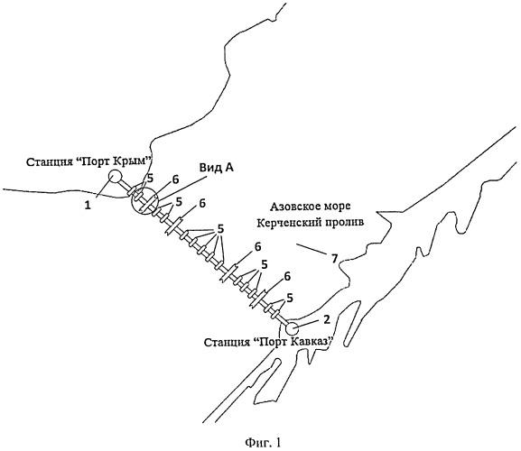 Грузопассажирский канатно-переправочный комплекс