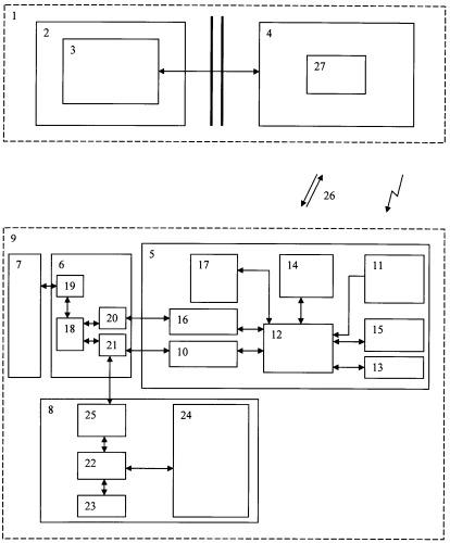 Система для управления устройством лубрикации на локомотиве-рельсосмазывателе