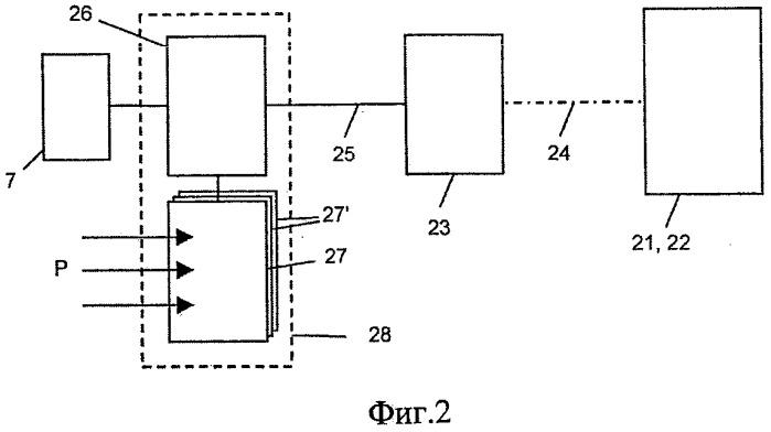 Устройство автоматического управления системой обеспечения большой подъемной силы самолета