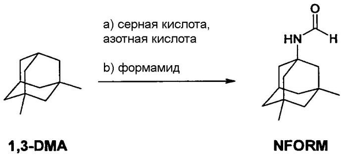 Способ получения мемантина и промежуточного продукта