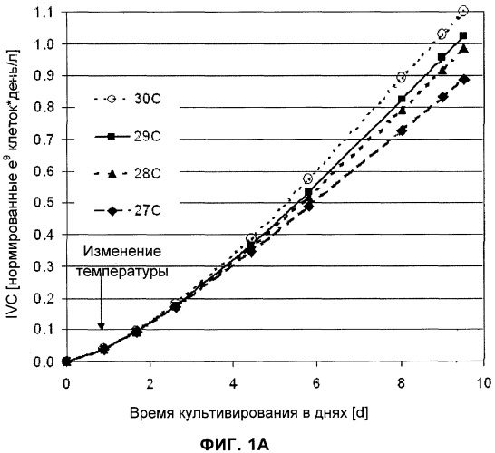 Применение низкой температуры и/или низкого pн в культуре клеток