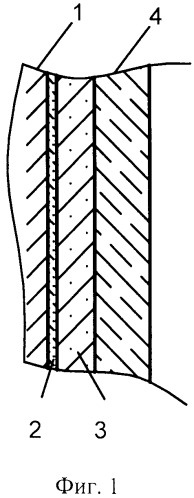 Сборно-монолитная крепь вертикального ствола