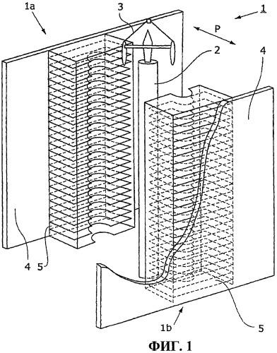 Устройство и способ для изготовления кубиков льда и дозирующее устройство для кубиков льда
