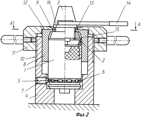 Способ демонтажа головного взрывателя патрона для гранатомета и установка для его осуществления