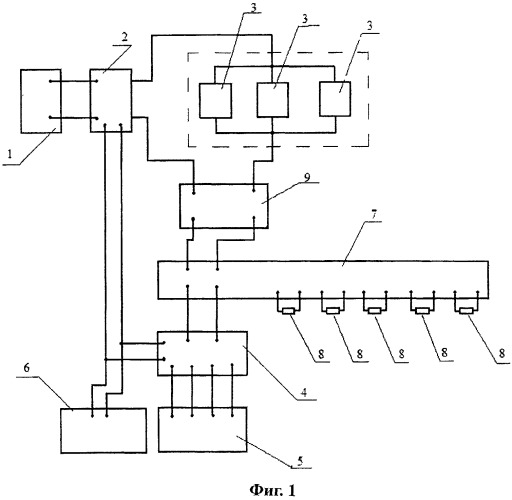 Устройство для осуществления реверсивных тепловых воздействий на участке тела человека