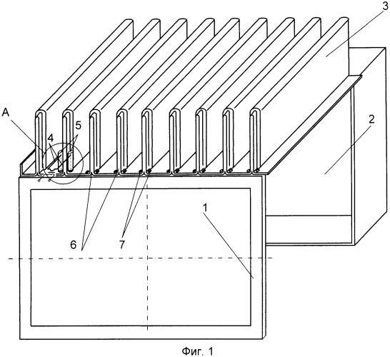 Способ сборки изделий коробчатой формы для автоматической дуговой сварки плавящимся электродом