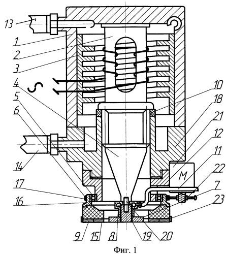 Ультразвуковое устройство для поверхностной обработки природного и искусственного камня